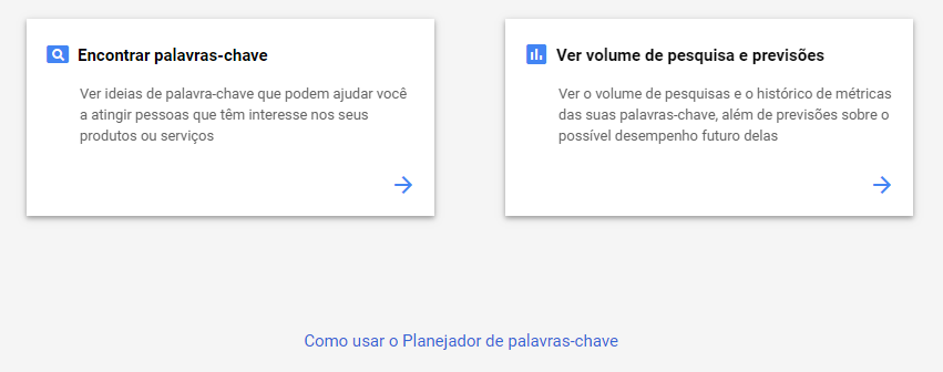 opções-pesquisa-keyword-planner-google-seo-para-ecommerce