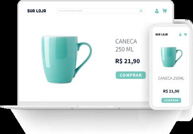 Seu e-commerce e marketplace em um só lugar