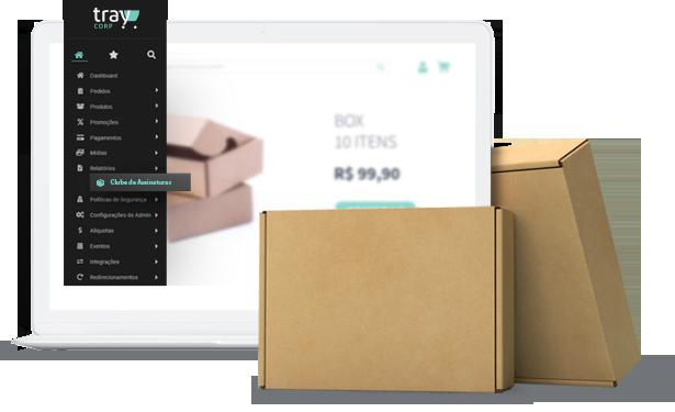 A plataforma de e-commerce preparada para criar seu clube de assinaturas
