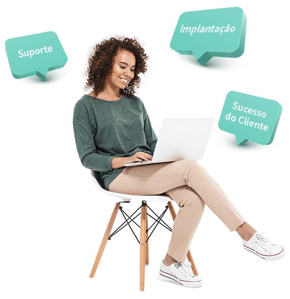Te ajudamos em todas as etapas do seu e-commerce